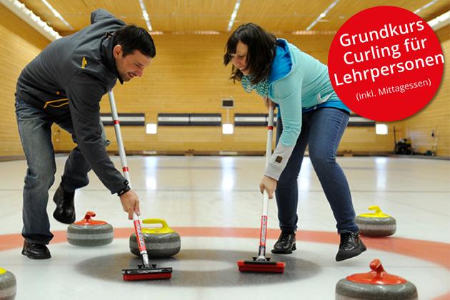 Bild für Kategorie 30. Oktober 2021 I Grundkurs Curling für Lehrpersonen